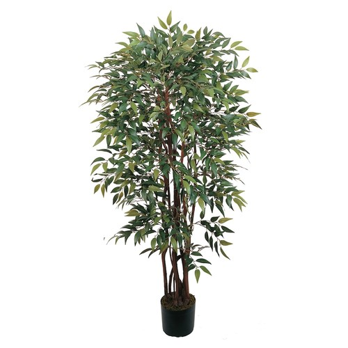 nearly natural 4-ft. Silk Smilax Tree