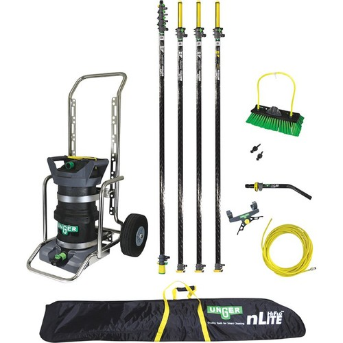 Unger HydroPower Professional Kit  55ft.,