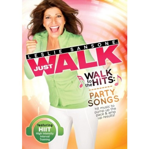Leslie sansone:Walk to the hits party (DVD)