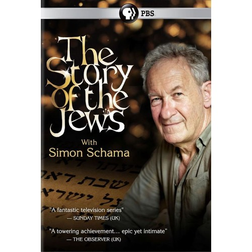 The Story of the Jews [2 Discs]