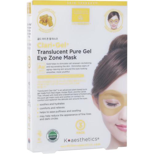 Rejuvenating ClariGel Translucent Pure Gel Eye Zone Mask