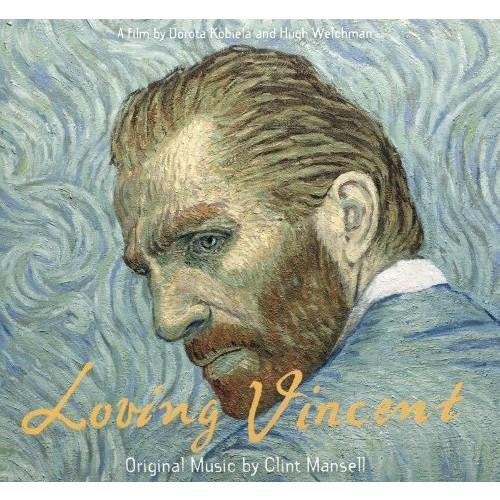 Loving Vincent [Original Motion Picture Soundtrack] [CD]