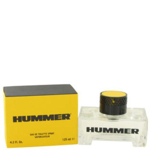 Hummer by Hummer Men Eau De Toilette Spray 42 oz