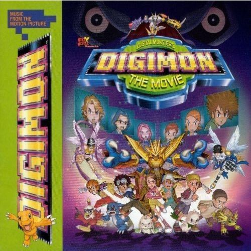 Digimon [Warner Bros.] [CD]