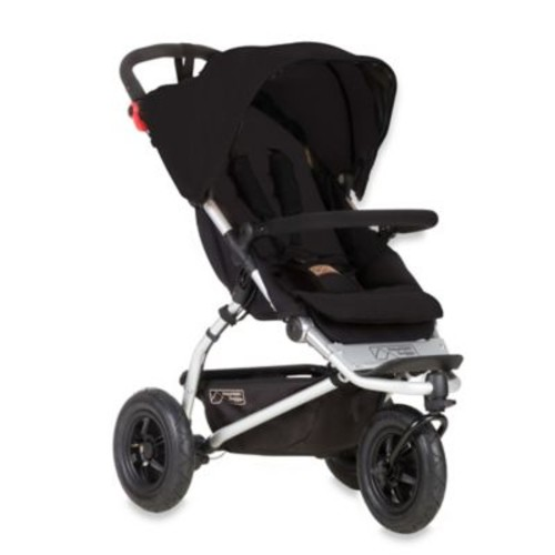 Mountain Buggy Swift Compact Stroller in Black