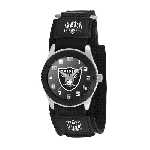 Game Time NFL Oakland Raiders Rookie Series Watch