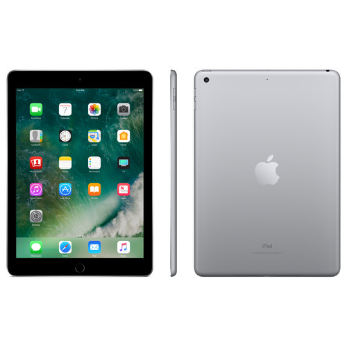 iPad with Wi-Fi, 128GB - Space Gray