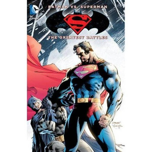 Batman Vs. Superman ( Batman Vs. Superman) (Paperback)