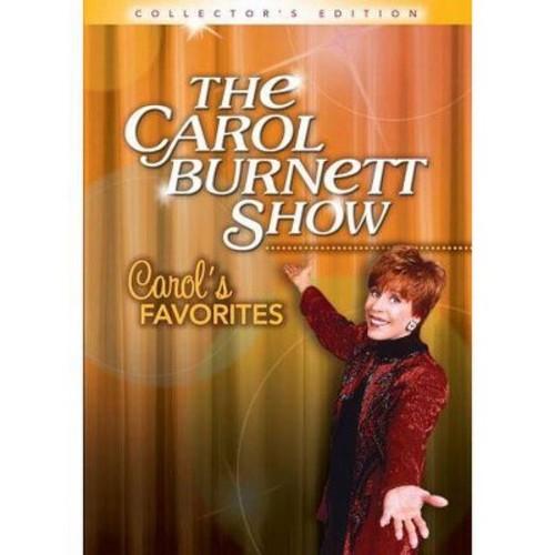 The Carol Burnett Show: Carol's Favorites (DVD)