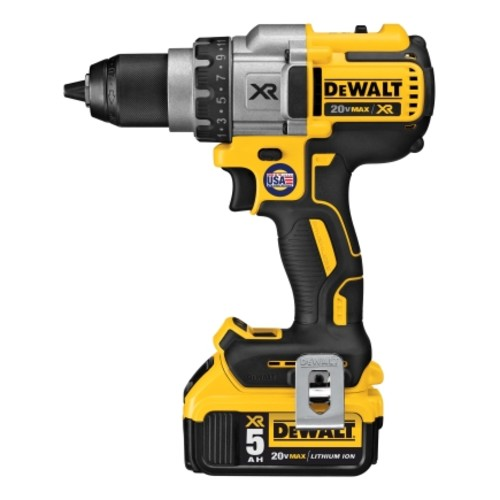 DeWalt XR 20 max volts 1/2 in. Metal Ratcheting Brushless Drill Driver (DCD991P2)