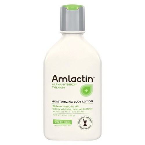 AmLactin Alpha-Hydroxy Therapy Ultra Smoothing Intensely Hydrating Cream