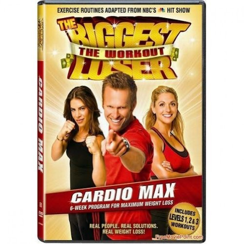 The Biggest Loser: The Workout - Cardio Max DVD: Movies & TV