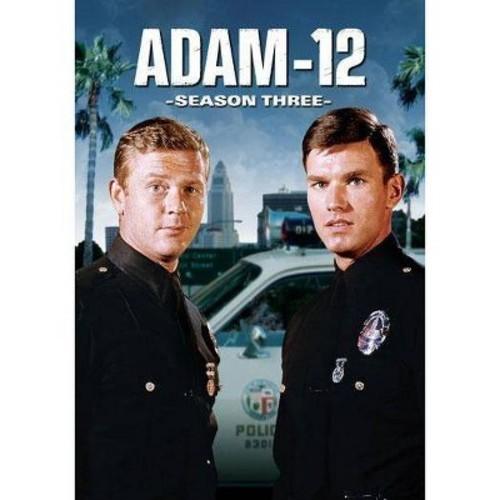 Adam-12: Season Three [4 Discs] [DVD]