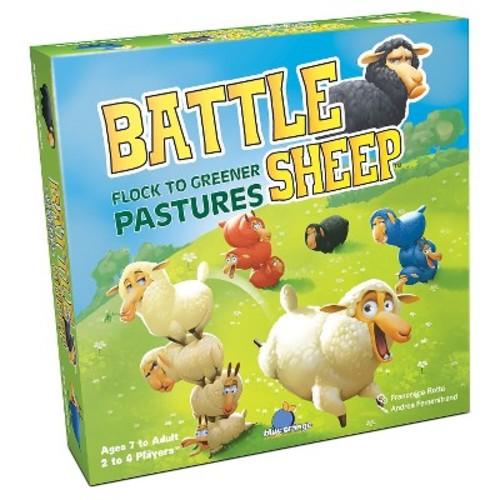 Blue Orange Battle Sheep Flock to Greener Pastures Game