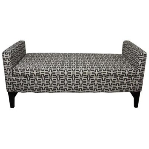ORE International Neutral Brown Bench