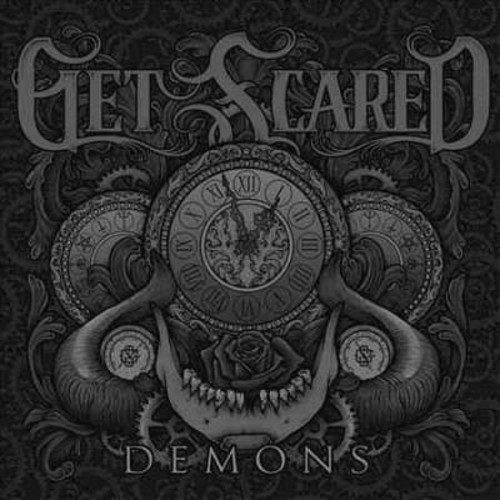 Get scared - Demons (CD)