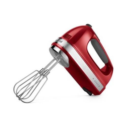 KitchenAid KHM926ER Hand Mixer - Empire red