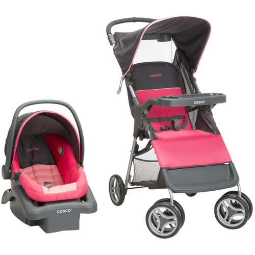 Cosco Lift & Stroll Travel System, Choose Your Color