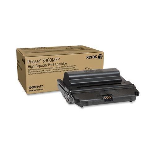 Xerox Black High Capacity Toner Cartridge XER106R01412