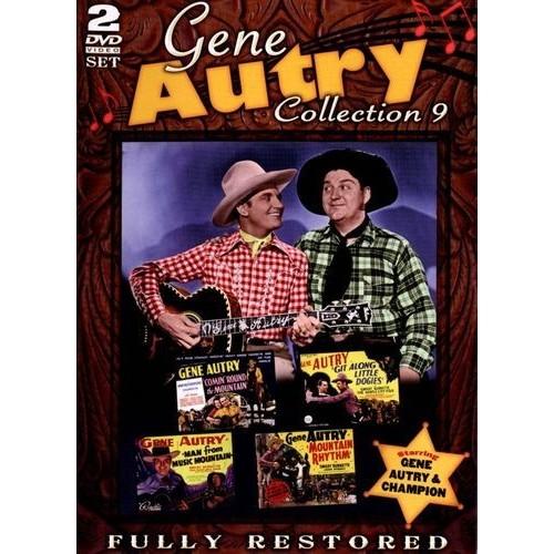 Gene Autry: Collection 9 [2 Discs] [DVD]