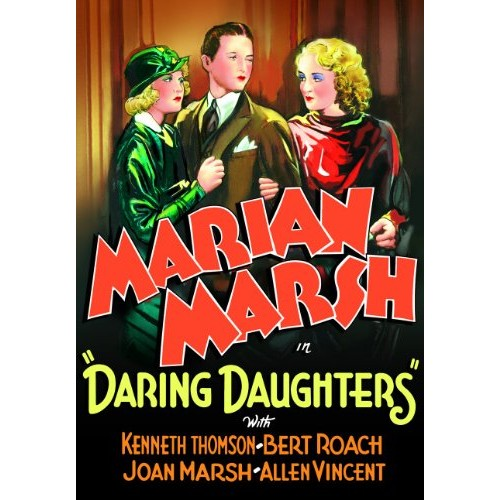 Daring Daughters: Marian Marsh, Kenneth Thomson, Joan Marsh, Bert Roach, Allen Vincent, Christy Cabanne: Movies & TV