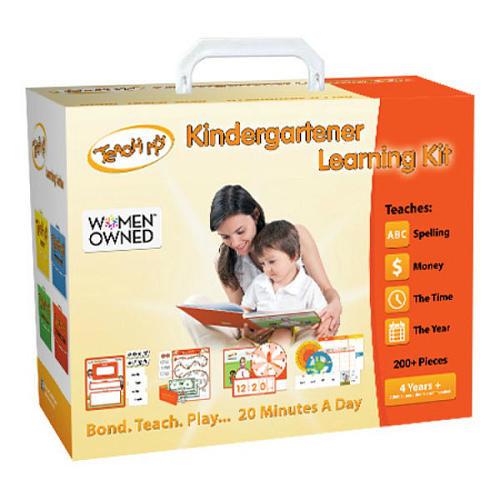 Teach My Kindergartener All-in-One Learning Kit
