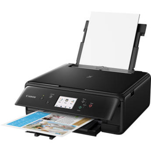 PIXMA TS6120 Wireless All-in-One Inkjet Printer (Black)