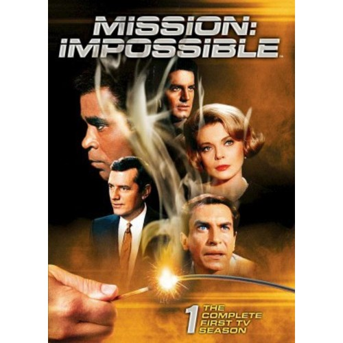Mission: Impossible - The Complete First Season [7 Discs]
