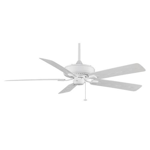 Fanimation Edgewood Deluxe Wet Location 60-inch Ceiling Fan - White