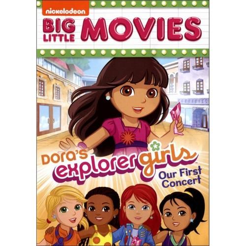 Dora the Explorer: Dora's Explorer Girls [DVD]
