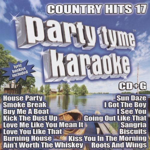 Party Tyme Karaoke: Country Hits, Vol. 17 [CD + G]