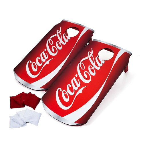 Trademark Games Coca-Cola Can Bean Bag Toss