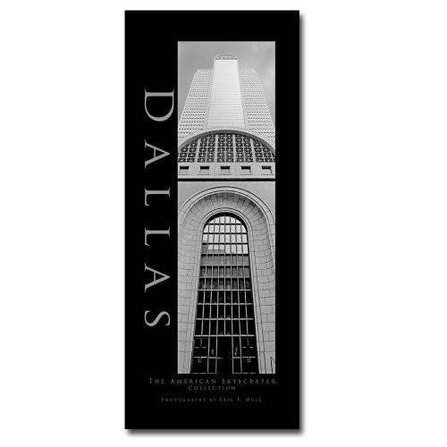 Dallas by Preston, 10x24-Inch Canvas Wall Art [10 by 24-Inch]