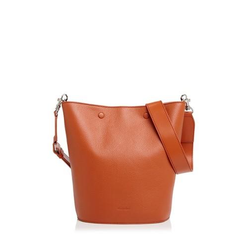 Rhys Leather Bucket Bag