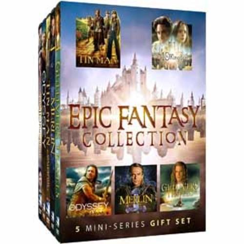 Epic Fantasy Collection: 5 Mini-Series Gift Set [DVD]