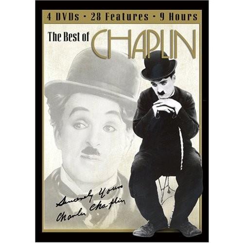 Charlie Chaplin, Vol. 2 [4 Discs] [DVD]