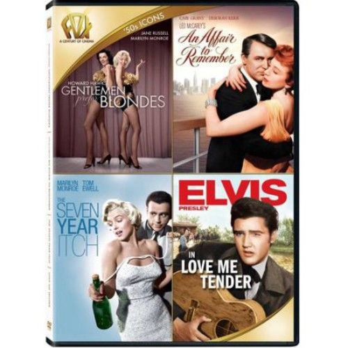 50s Icons: Gentlemen Prefer Blondes / An Affair To Remember / The Seven Year Itch / Love Me Tender