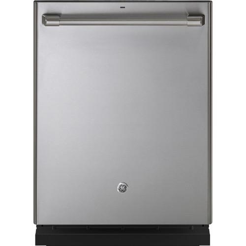 GE Cafe Series CDT865SSJSS 24 in 40 dBA Built-In Dishwasher w/ Deep Clean Jets - Stainless Steel