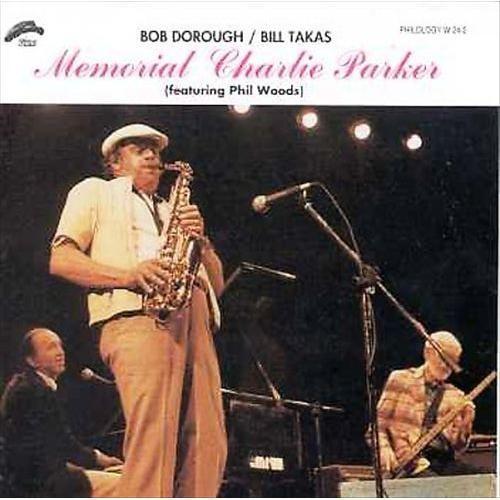 Memorial Charlie Parker [CD]