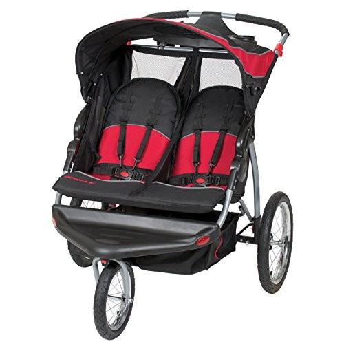 Baby Trend Expedition Double Jogger, Centennial [Centennial]