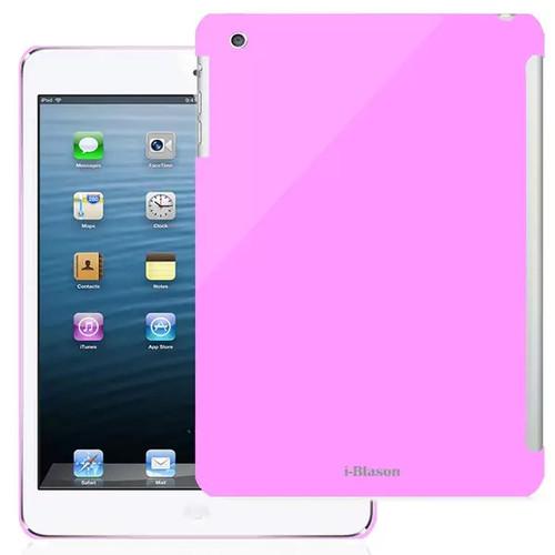 i-BLASON-Apple iPad Air Hard Slim Case (Smart Cover Partner Anchor)-Pink