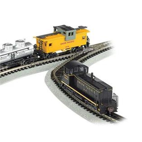 Bachmann Trains N Scale Golden Spike Digital Control Train Set