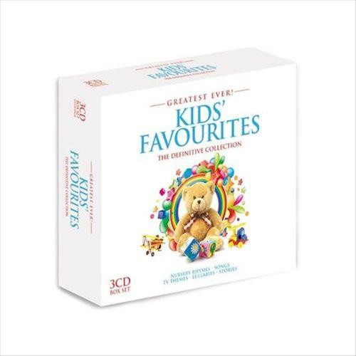 Greatest Ever Kids' Favourites [CD]