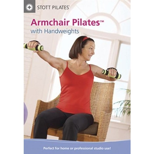 STOTT PILATES Armchair Pilates with Handweights DVD