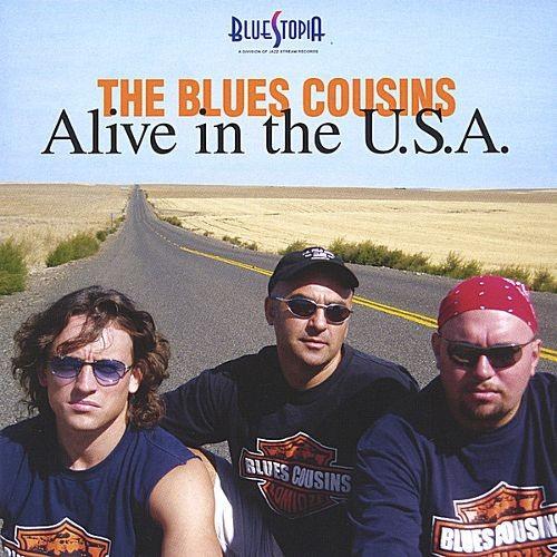 Alive in America [CD]