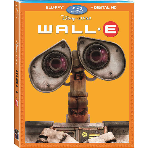 Disney Pixar Wall-E 2 Disc Blu-Ray Combo Pack (Blu-Ray/Digital HD)