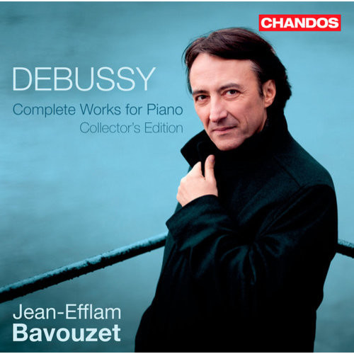 Debussy: Complete Works for Piano [Collector's Edition] [CD]
