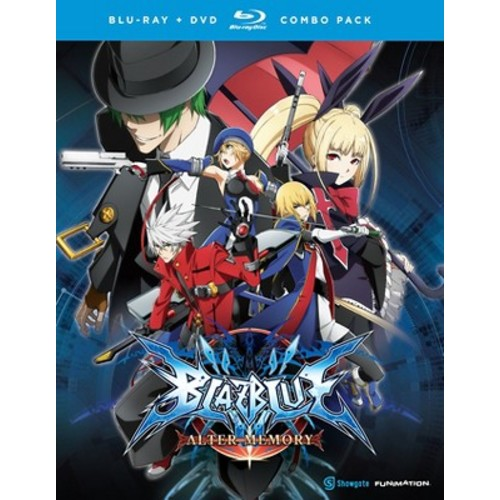 BlazBlue: Alter Memory: Season One (Blu-ray/DVD)