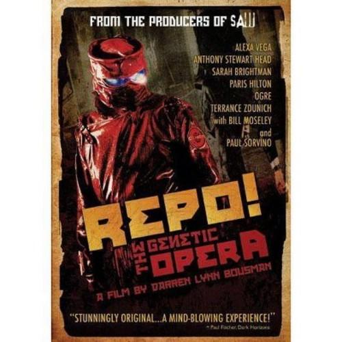 Repo the genetic opera (DVD)