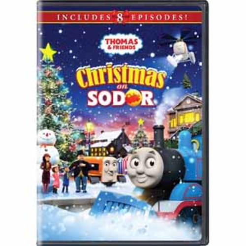 Thomas And Friends: Christmas On Sodor [DVD]